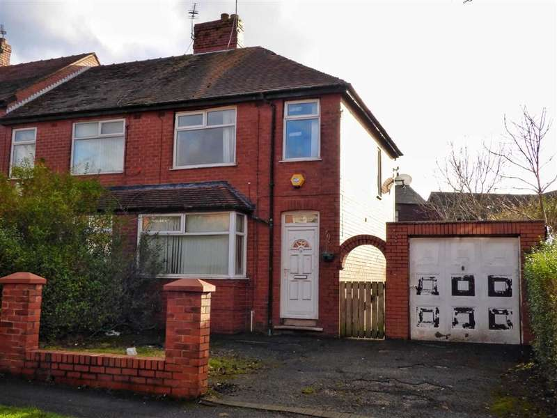 3 Bedrooms Property for sale in Harrow Avenue, Hollins, Oldham, OL8