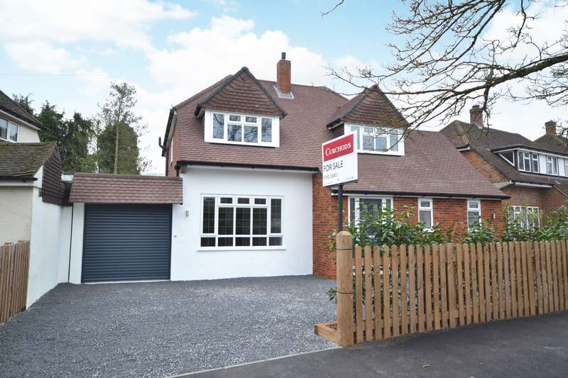 5 Bedrooms Detached House for sale in Pyrford
