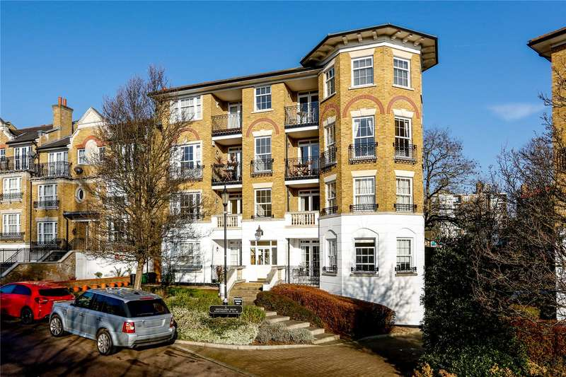 2 Bedrooms Flat for sale in Southlands Drive, Wimbledon, London, SW19