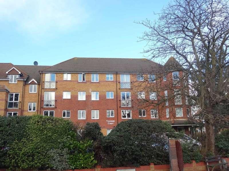 1 Bedroom Retirement Property for sale in Viscount Court
