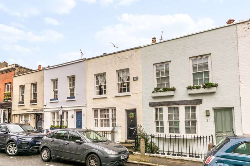 3 Bedrooms House for sale in Uxbridge Street, Hillgate Village, W8