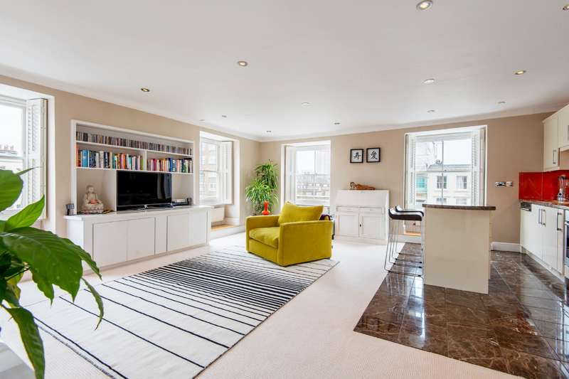 1 Bedroom Flat for sale in Clifton Gardens, Little Venice