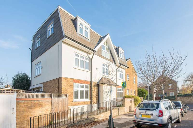 3 Bedrooms Maisonette Flat for sale in Stile Hall Gardens, Chiswick, W4