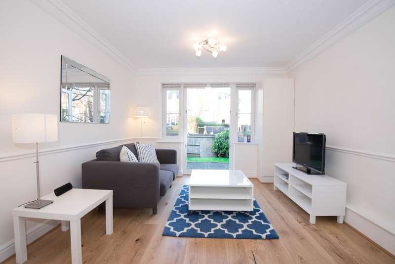 1 Bedroom Flat for sale in Manning Place, Richmond
