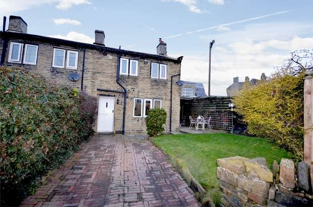 2 Bedrooms Cottage House for sale in Kirby Row, Kirkheaton, HUDDERSFIELD, West Yorkshire