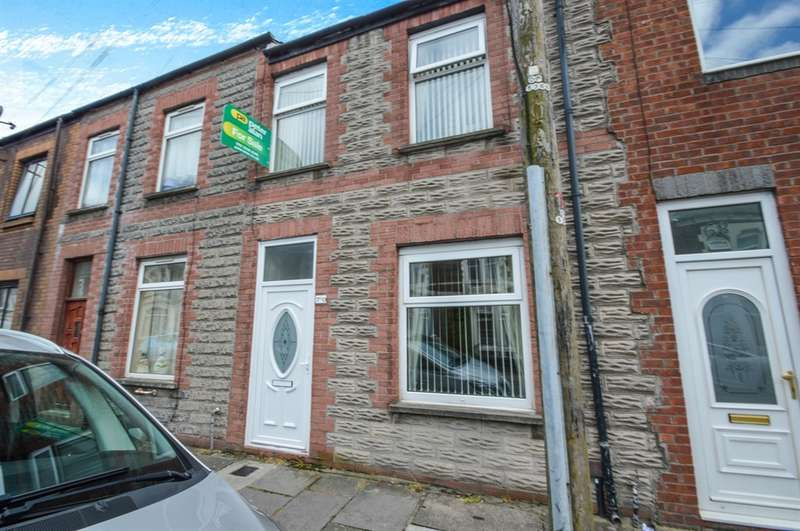 3 Bedrooms Terraced House for sale in Railway Street, Splott, Cardiff