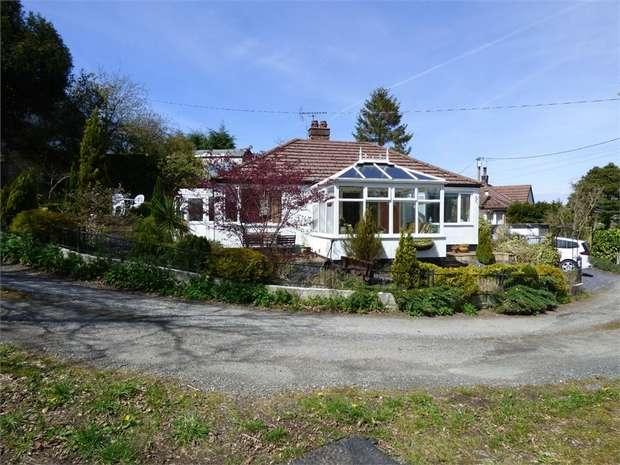 3 Bedrooms Detached Bungalow for sale in Bryn Eithin, Tafarn-Y-Gelyn, Llanferres, Denbighshire