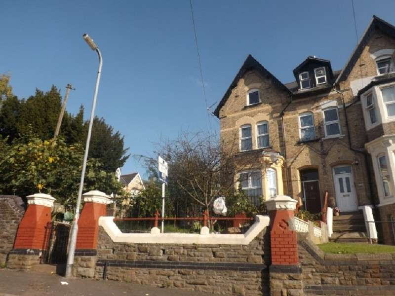 7 Bedrooms Semi Detached House for sale in Woodland Road, Off Victoria Avenue, Newport. NP19 8LS