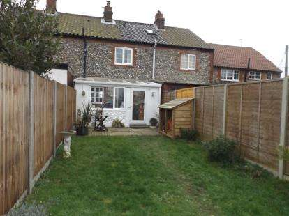 2 Bedrooms Terraced House for sale in Trimingham, Norwich, Norfolk