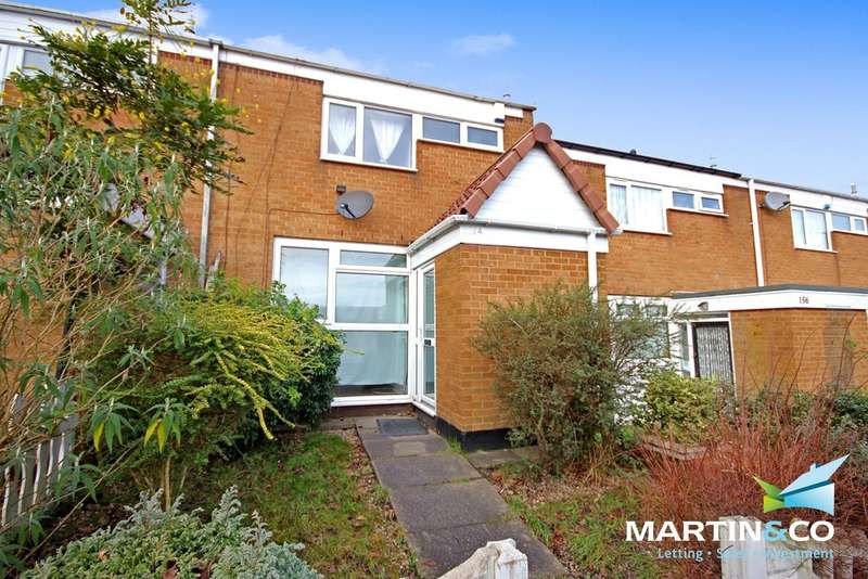 3 Bedrooms Terraced House for sale in Wisley Way, Quinton, B32