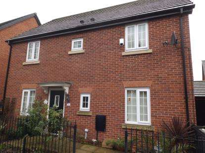 4 Bedrooms Detached House for sale in Cherry Avenue, Manchester, Greater Manchester