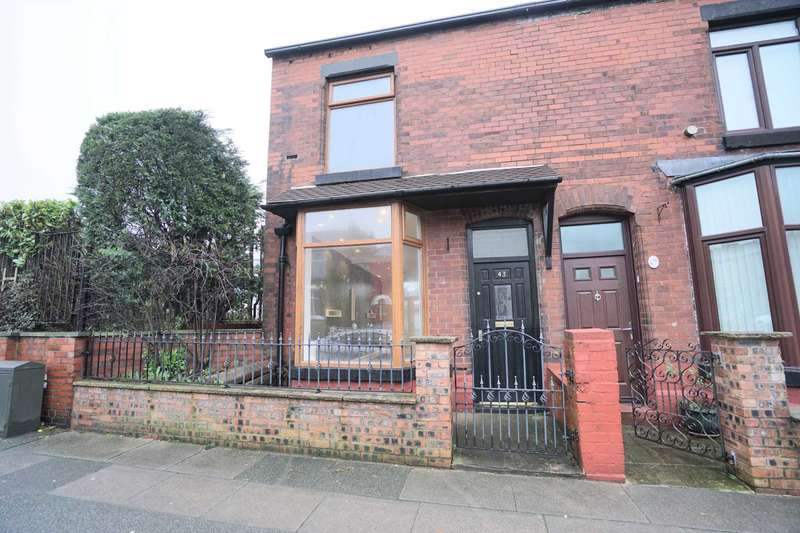 3 Bedrooms Terraced House for sale in Chorley New Road, Horwich