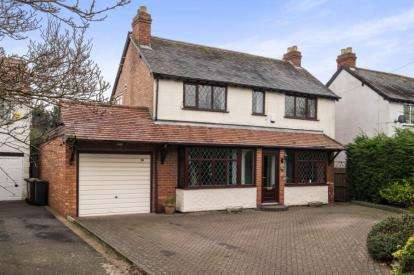 3 Bedrooms Detached House for sale in Cornyx Lane, Solihull, West Midlands