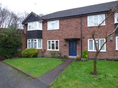 2 Bedrooms Flat for sale in Hillborough House, Hartshill Road, Acocks Green, Birmingham