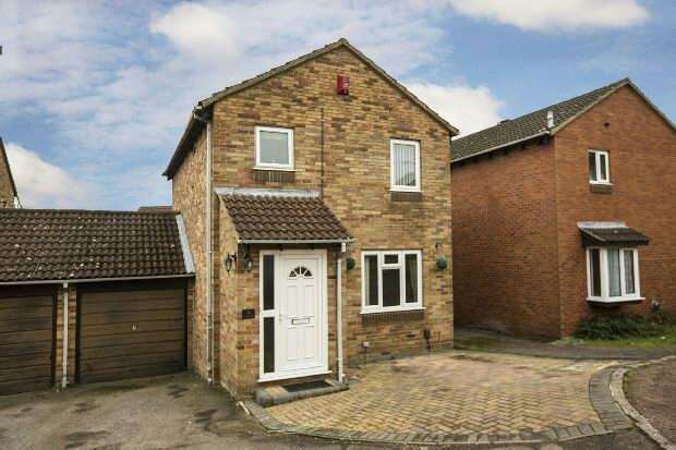 3 Bedrooms Detached House for sale in Gosforth Close, Lower Ealrey, Reading,