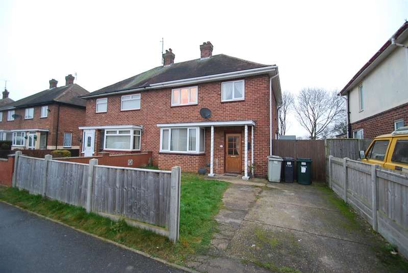 3 Bedrooms Semi Detached House for sale in Lady Matilda Drive, Skegness