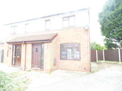 3 Bedrooms Semi Detached House for sale in Kingsthorne Park, Liverpool, Merseyside, L25