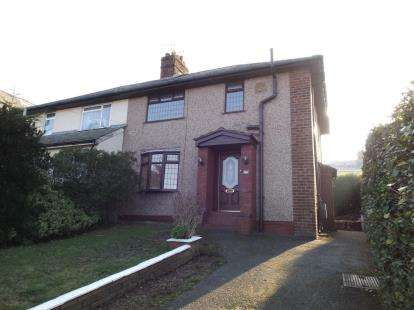 3 Bedrooms Semi Detached House for sale in Tan Y Lan Road, Old Colwyn, Colwyn Bay, Conwy, LL29