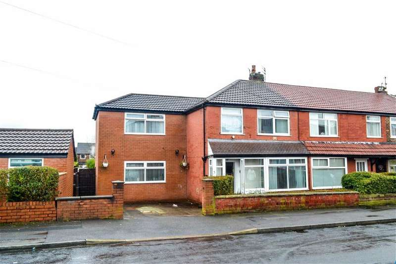 4 Bedrooms Property for sale in Easton Road, Droylsden, Manchester, M43