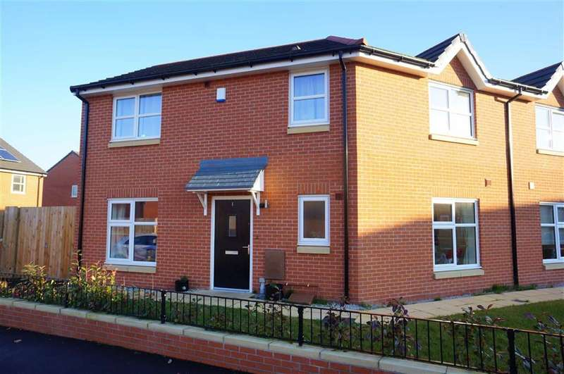 3 Bedrooms Property for sale in Woodpecker Road, Chorlton, Manchester, M21