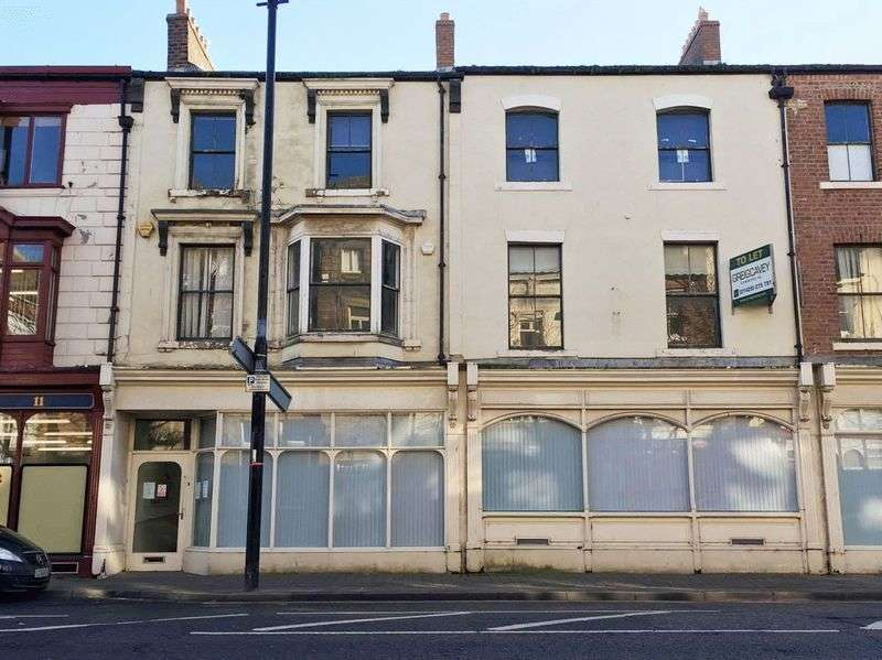 Property for sale in 12-14 Church Street, Hartlepool