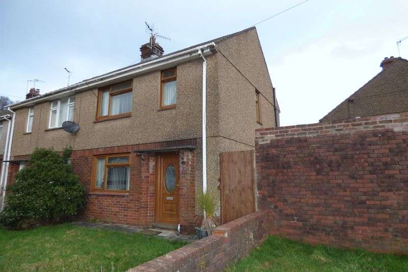 2 Bedrooms Semi Detached House for sale in Heol Y Llwynau, Swansea