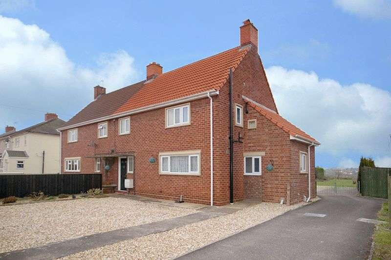3 Bedrooms Semi Detached House for sale in 51 Park Avenue, Frampton Cotterell, Bristol BS36 2EY