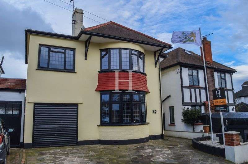 5 Bedrooms Detached House for sale in Tattersal Gardens, Leigh-On-Sea, Essex, SS9