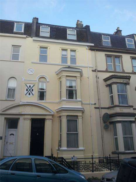 1 Bedroom Flat for sale in Holyrood Place, Plymouth, Devon