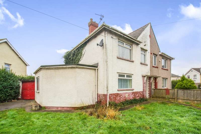 3 Bedrooms Terraced House for sale in Mercia Road, Cardiff