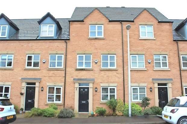 3 Bedrooms Town House for sale in Beamish Close, St Helens, Merseyside