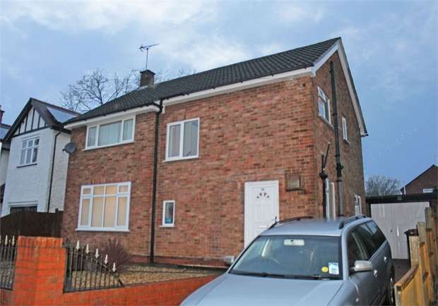 3 Bedrooms Detached House for sale in Southfield Road, Hinckley, Leicestershire