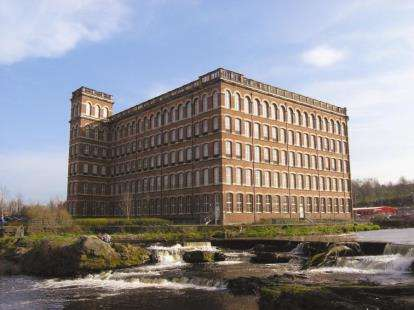 1 Bedroom Flat for sale in Anchor Mill, 7 Thread Street, Paisley, Renfrewshire