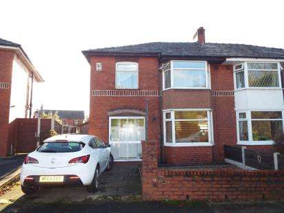 3 Bedrooms Semi Detached House for sale in Northfield Road, Bury, Greater Manchester, BL9