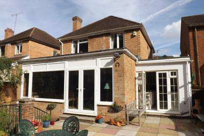 3 Bedrooms Detached House for sale in Bassett, Southampton, Hampshire