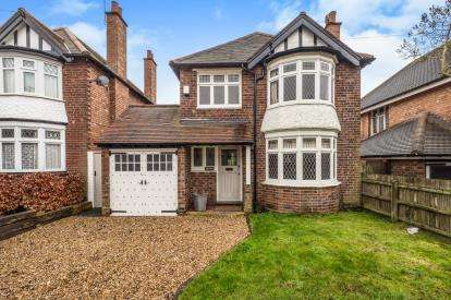 3 Bedrooms Detached House for sale in Windermere Road, Moseley, Birmingham, West Midlands
