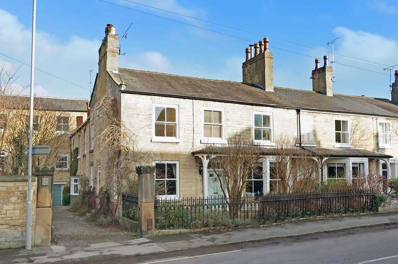 4 Bedrooms End Of Terrace House for sale in High Street, Boston Spa, LS23