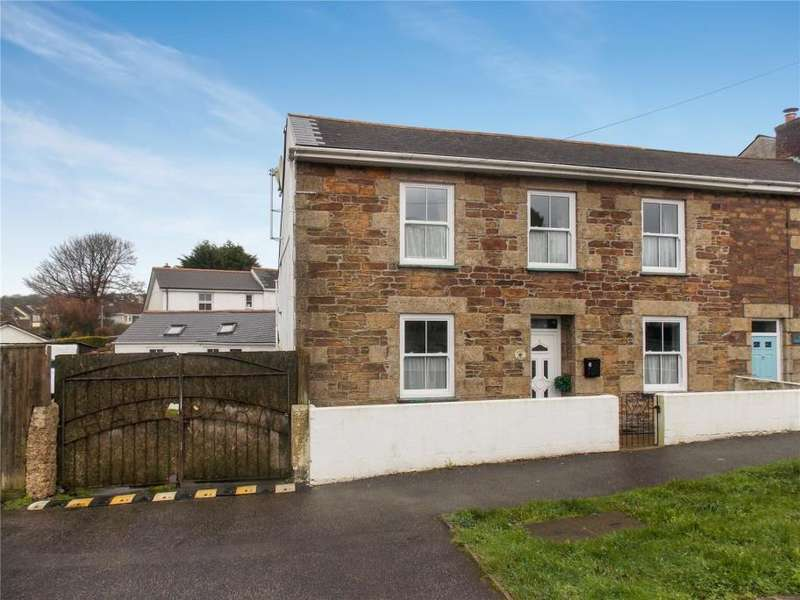 4 Bedrooms End Of Terrace House for sale in Tolgus Hill, Redruth
