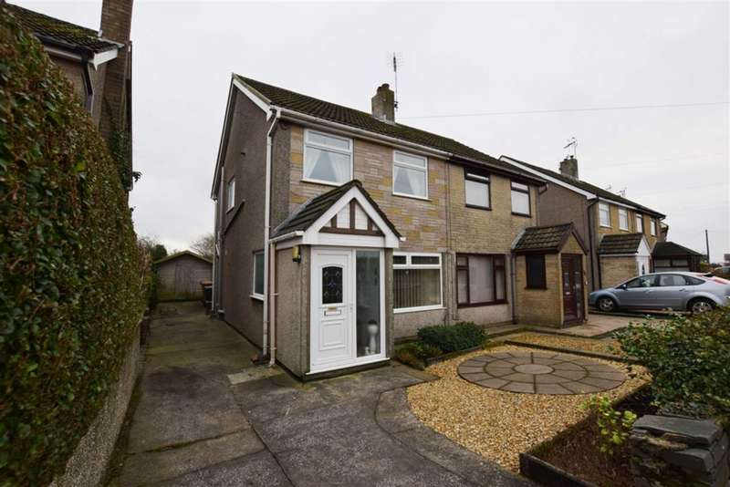 3 Bedrooms Property for sale in Langdale Crescent, Dalton In Furness, Cumbria