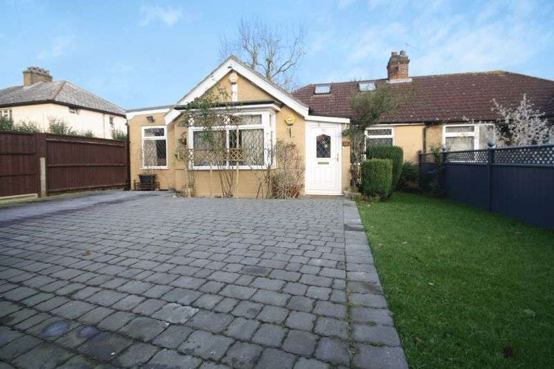5 Bedrooms Semi Detached Bungalow for sale in Eastcote Lane, Northolt