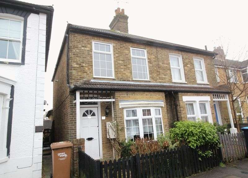 2 Bedrooms Semi Detached House for sale in ADDISON ROAD, CATERHAM ON THE HILL