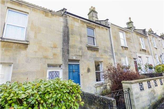 2 Bedrooms Property for sale in Brooklyn Road, BATH, Somerset, BA1