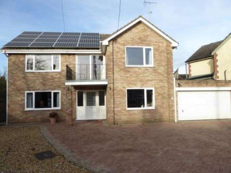 5 Bedrooms Detached House for sale in Watchfield, SN6