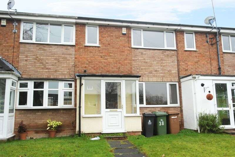 3 Bedrooms Terraced House for sale in Burnside Gardens, Walsall