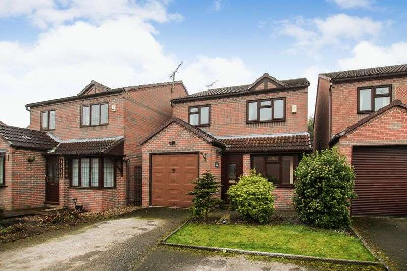 3 Bedrooms Detached House for sale in Elvaston Road, Chesterfield