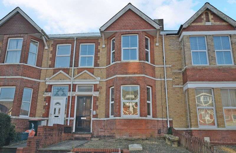 2 Bedrooms Flat for sale in Superb Maisonette, Ombersley Road, Newport