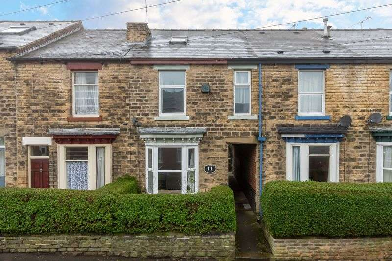 3 Bedrooms Terraced House for sale in Mona Road, Crookes, Sheffield