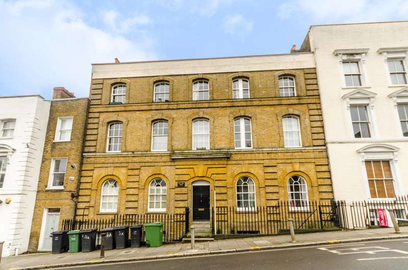 2 Bedrooms Flat for sale in Gipsy Hill, Crystal Palace, SE19