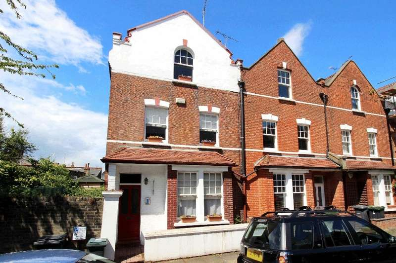 4 Bedrooms Terraced House for sale in North Hill Avenue, Highgate, N6