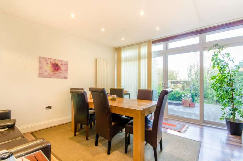 5 Bedrooms House for sale in East Lane, Wembley, HA9